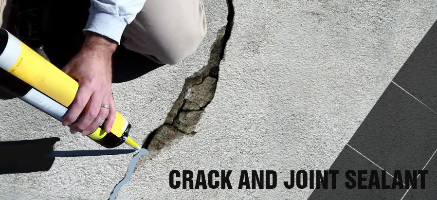 Crack and joint sealant duroseal durotop construction